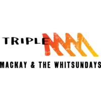 Logo de la radio Triple M Mackay & The Whitsundays 98.7