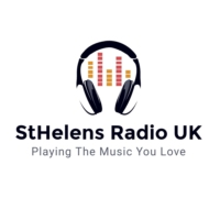 Logo of radio station StHelensRadioUK