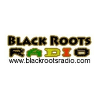 Logo de la radio Black Roots Radio