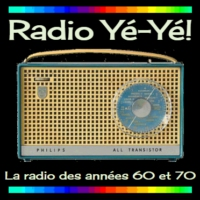 Logo of radio station Radio Yé-Yé!