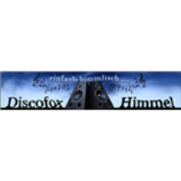 Logo of radio station Discofox Himmel