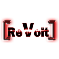 Logo of radio station ReVolt Hard Dance