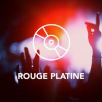 Logo de la radio Rouge Platine