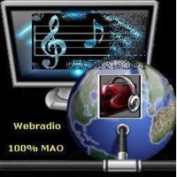 Logo of radio station Webradio  DJYAKO