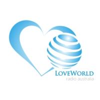 Logo de la radio LoveWorld Radio Australia