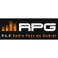 Logo of radio station Radio Pays de Guéret 96.5 fm