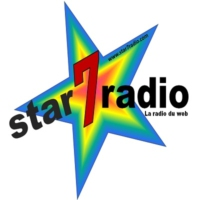 Logo of radio station star7radio