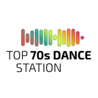 Logo of radio station Top 70s Dance Station