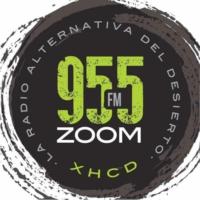 Logo of radio station XHCD-FM Zoom 95