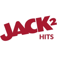 Logo of radio station JACK 2 Hits