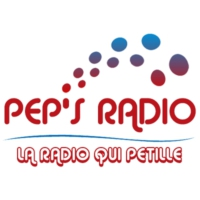 Logo of radio station Pep's Radio