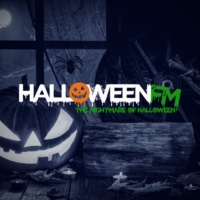 Logo of radio station Halloween FM