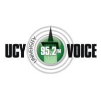 Logo de la radio UCY Voice 95.2FM