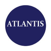 Logo of radio station ATLANTIS GOLD
