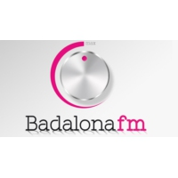 Logo of radio station Ciutat de Badalona 94.4 FM