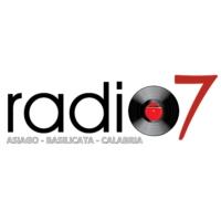 Logo of radio station Radio 7 Calabria