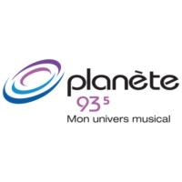 Logo de la radio CKXO-FM Planète 93.5