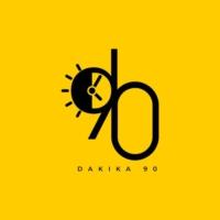 Logo of radio station D90