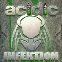 Logo de la radio Acidic  Infektion Radio
