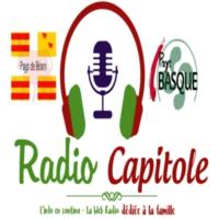 Logo of radio station RADIO CAPITOLE