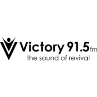 Logo of radio station Victory 91.5
