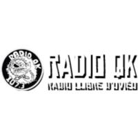 Logo of radio station Radio QK. 107.3FM