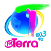 Logo of radio station Rádio FM Terra 104.9