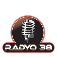 Logo of radio station Radyo 38 Alemde Takiz