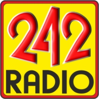 Logo of radio station 242 Radio