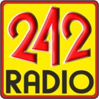 Logo of radio station 242 Radio