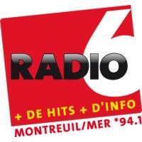 Logo of radio station Radio 6 - Montreuil sur mer