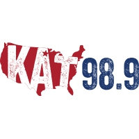 Logo of radio station KTCO Kat Country 98.9 FM