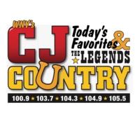 Logo of radio station WCJW CJ Country Radio