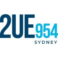 Logo of radio station 2UE 954