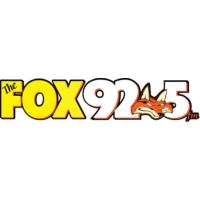 Logo de la radio WOFX 92.5 THE FOX