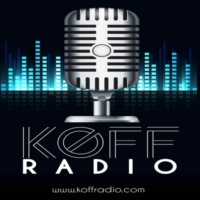Logo of radio station koffradio