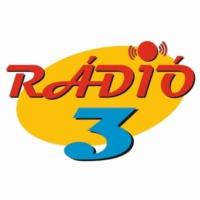 Logo of radio station Radio3.hu