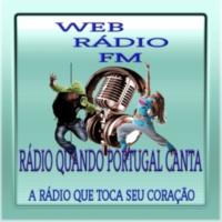 Logo de la radio RADIO QUANDO PORTUGAL CANTA