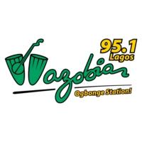 Logo de la radio Wazobia 95.1 FM - Lagos