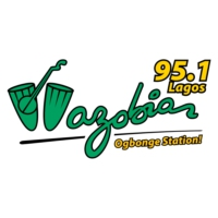 Logo of radio station Wazobia 95.1 FM - Lagos