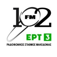 Logo of radio station 102fm ΕΡΤ3