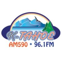 Logo de la radio KTHO K-Tahoe 96.1 FM