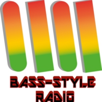 Logo de la radio Bass-style