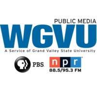 Logo of radio station WGVU