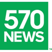 Logo of radio station CKGL 570 News