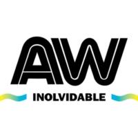 Logo de la radio XHAW - AW 101.3 FM