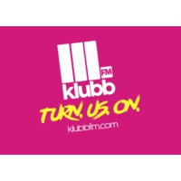 Logo of radio station Klubb FM | TURN. US. ON