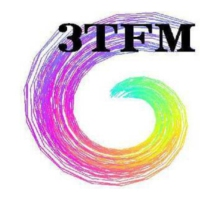 Logo of radio station 3TFM
