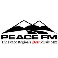 Logo de la radio Peace FM