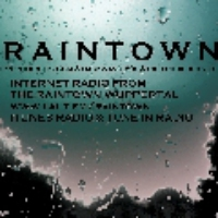 Logo de la radio Raintown